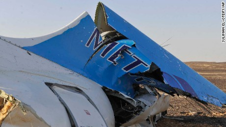 Report: Black boxes confirm bomb lowered Russian jet