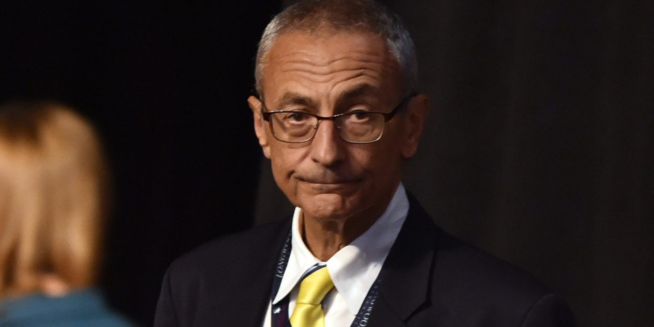 'Infuriating': John Podesta Unleashes On 'DeeplyBroken' FBI