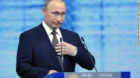 Opinion: What Vladimir Putin stated … and also just what he suggested