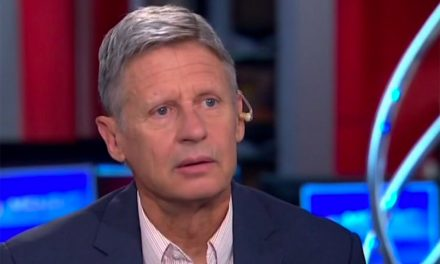 Gary Johnson Wants to Be President, Doesnt Know What Aleppo Is