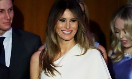 This Designer Is Reportedly Dressing Melania Trump For The Inauguration