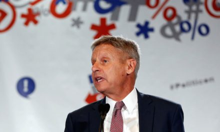 Gary Johnson Couldn' t Name One Foreign Leader And Everyone's Blaming Millennials
