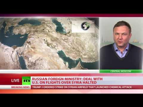 Putin thinks United States assault on Syria goes against global regulation Kremlin