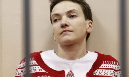 After Two Years In Prison, Ukrainian Pilot Nadiya Savchenko Is Released By Putin