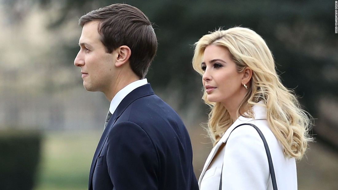 Ivanka and Jared's millions won't help them govern