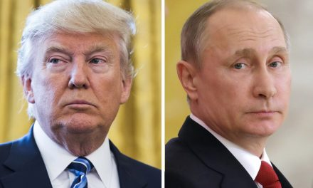 Trump and also Putin: Comrades say goodbye to, presumably. – Chicago Tribune