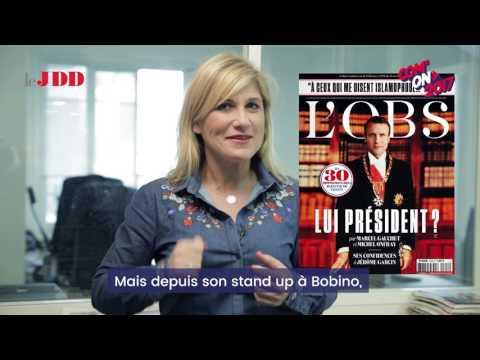 Haro sur les cyberpunks: l'équipe d'EmmanuelMacron défie le Kremlin