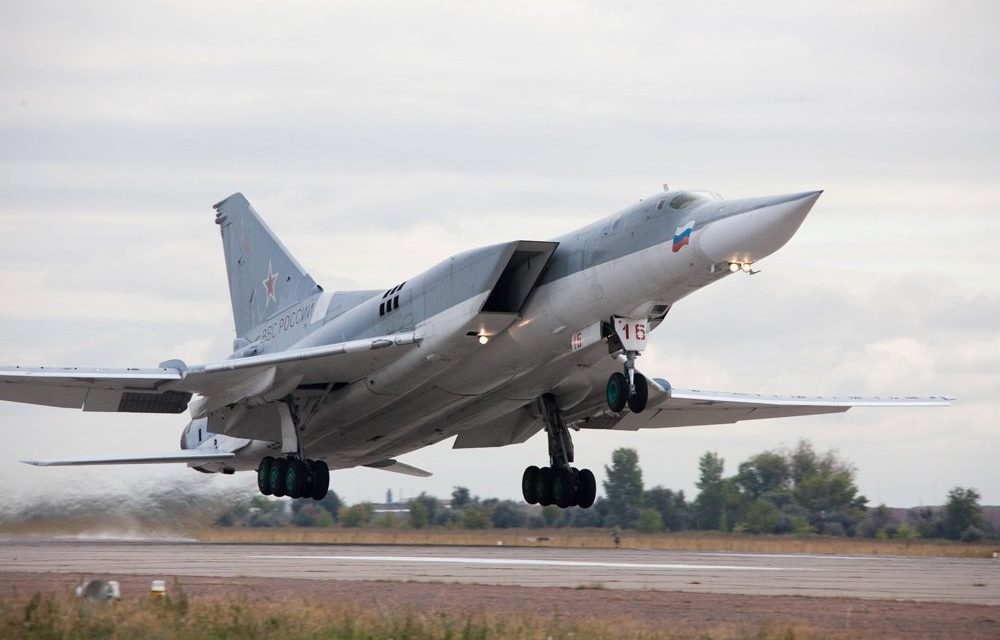 Russia Teams Up With Iran to Bomb Syria