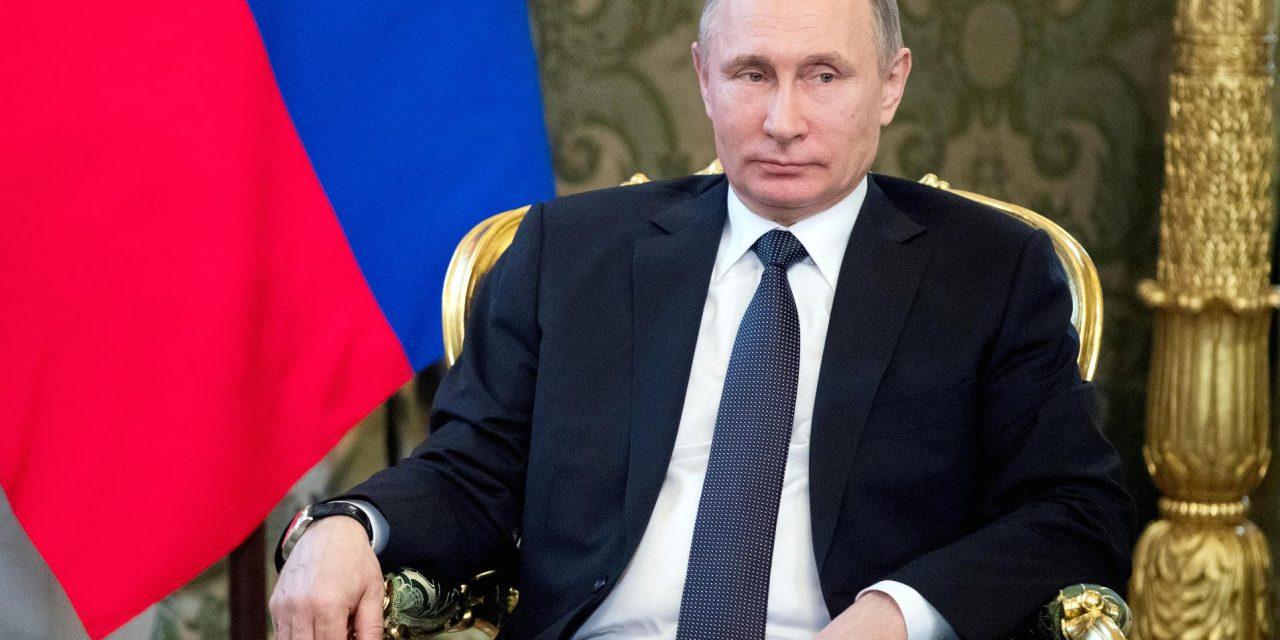 Putin nations anticipates' phony' gas ten-strikes to refute Syria' s Assad – CNBC