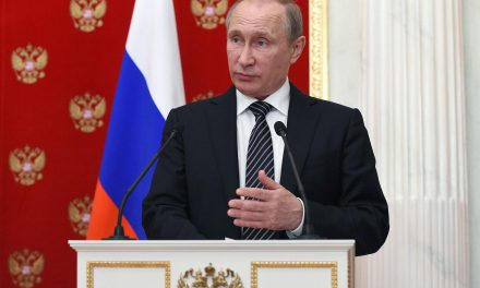 Putin Accuses Ukraine of Terror as Crimea Tensions Escalate