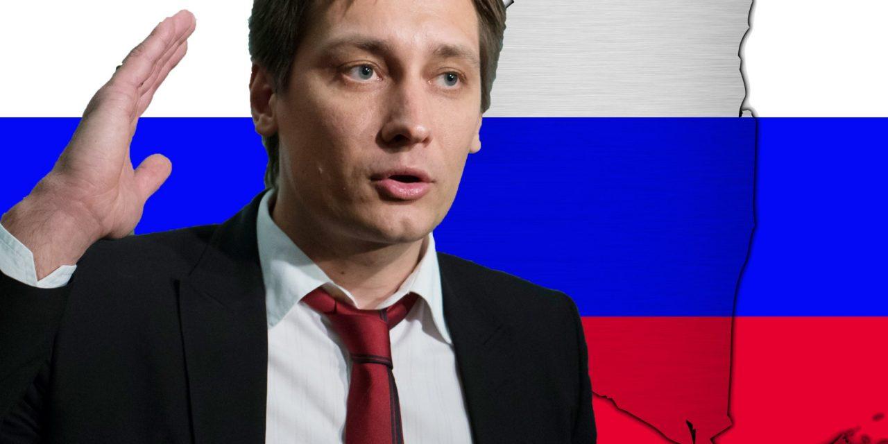 Putins Nemesis Dmitry Gudkov Dishes on His Achilles Heel