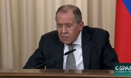 Lavrov: ' A Successful Ousting of a Dictator Is, For Me, Very Hard to Remember' – CNSNews.com