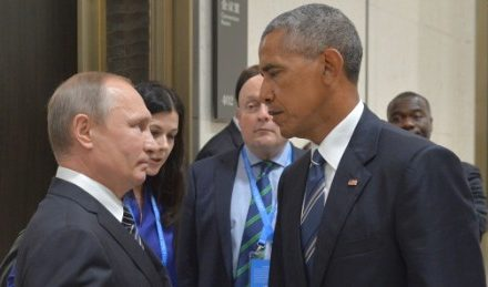 Obama suffers the slings and arrows of a restive world