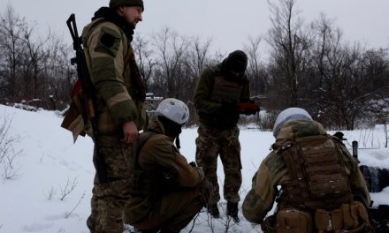 Fighting increases in eastern Ukraine