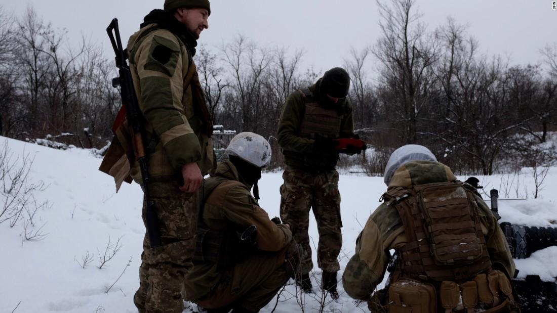 Fighting increases in eastern Ukraine