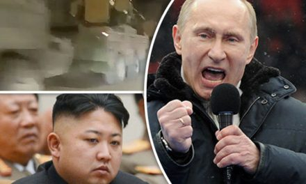 Putin relocates tools to North Korea boundary as Russia prepared for WAR – Daily Star