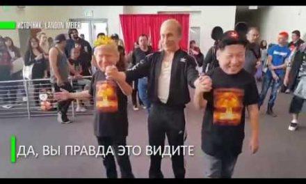 Putin, Trump y Kim Jong Un juntos – Putin, Trump as well as Kim Jong Un
