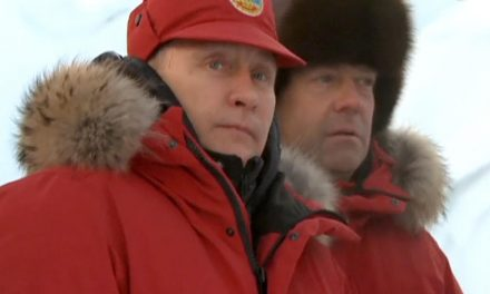 Russia's armed forces accumulation in Arctic places United States on sharp – CBS News