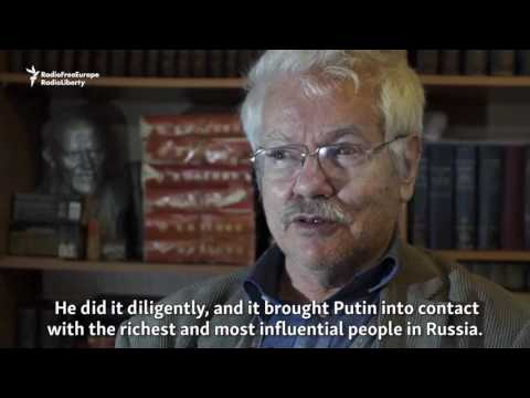 Nikolai Andrushchenko: 'Money Was At The Center Of Putin's Politics'