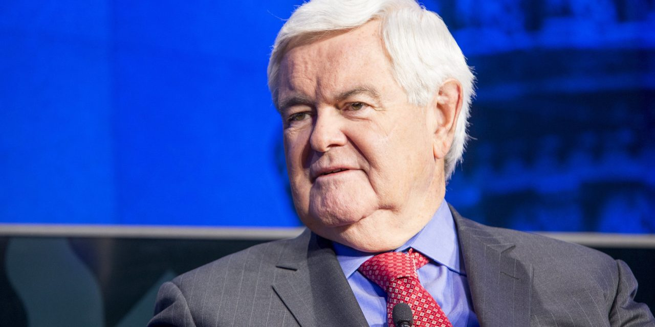 Newt Gingrich: Donald Trump's Twitter Foreign Policy Is 'Brilliant'