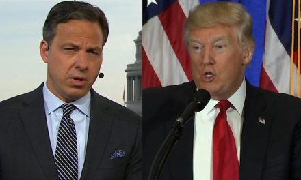 'CNN never ever did that': Tapper fact-checks Trump