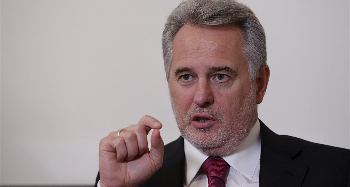Caught in between Russia and also the United States? The interested event of Ukraine's Dmytro Firtash