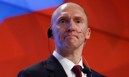 Carter Page: Media, 'corrupt Clinton regimen' maintained connecting me to Trump group