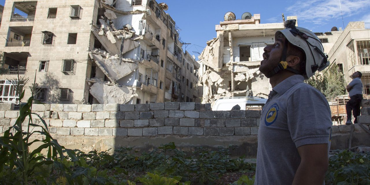 UNITED STATE and also Britain Weighing New Sanctions Over Aleppo Attacks