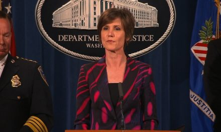 Sally Yates to affirm at Senate hearing in Russia probe – KCRA Sacramento