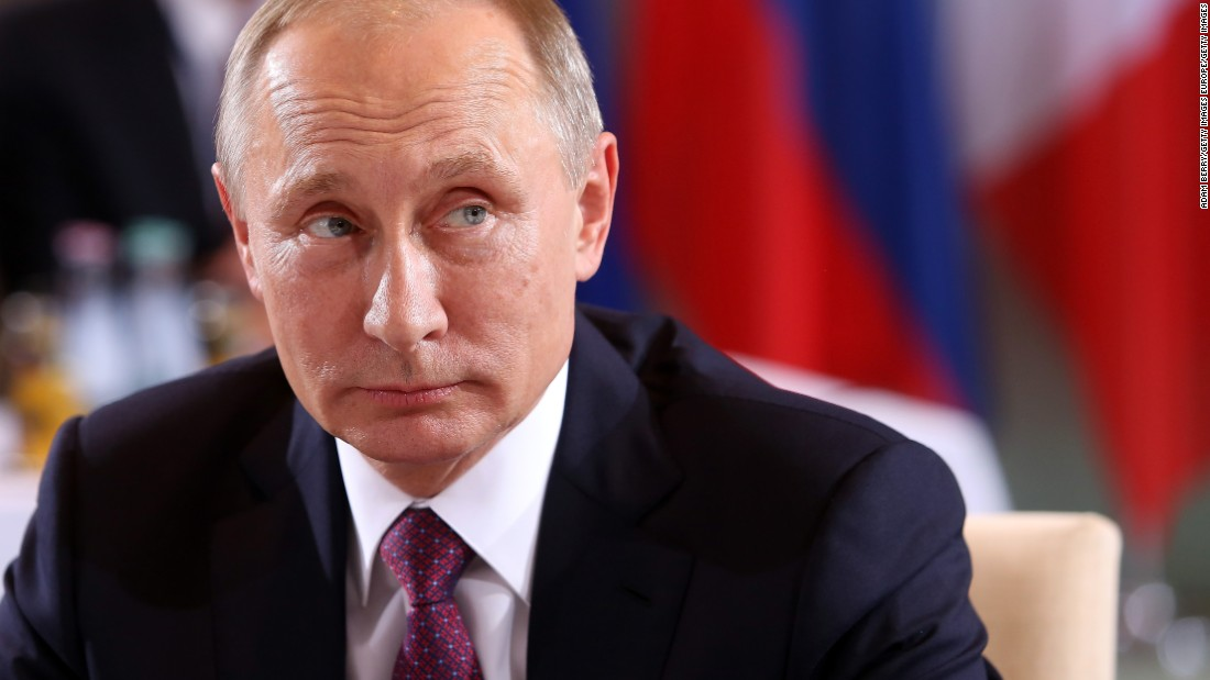 Putin: Russia will not eliminate United States agents