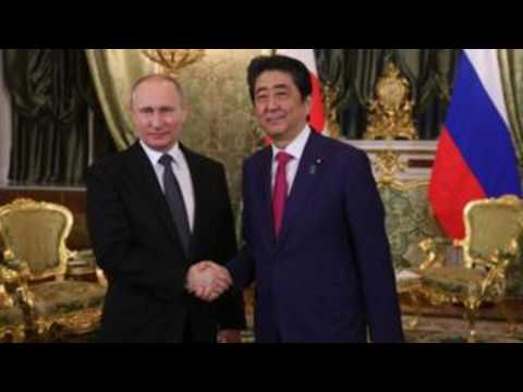 News Update North Korea dilemma: Putin as well as Abe ask for talks 28/04/17