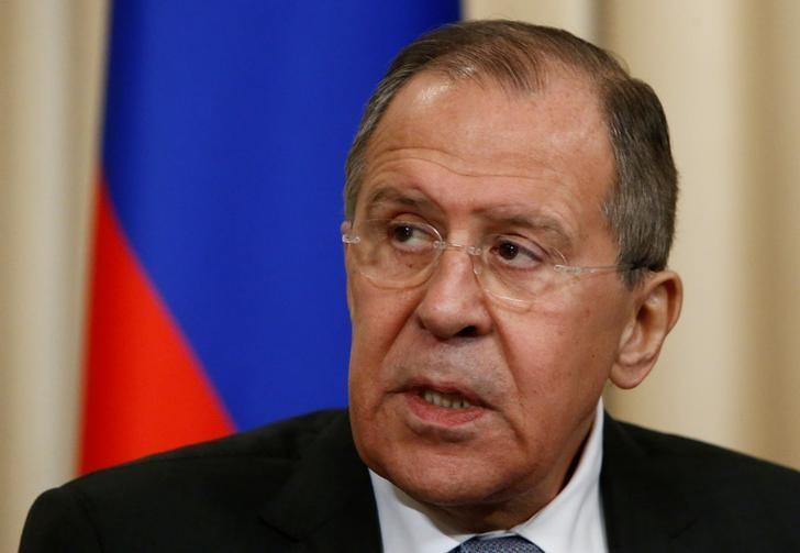 Russia's Lavrov tells in a position as far as act in concert along with US above Syria: business – Reuters