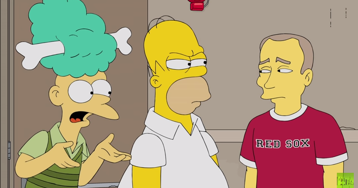 'TheSimpsons' has a Putin concept concerning the United States political election