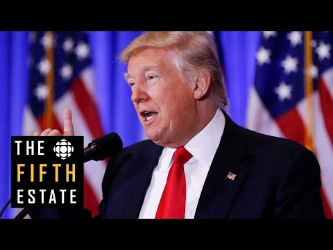 The Conspiracy Files:  Putin, The FBI and Donald Trump – the fifth estate