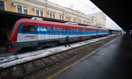 Stropped train activates significant political row in Balkans