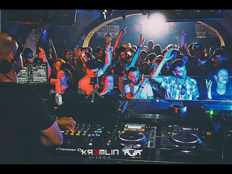 Magillian at Klub Inch # 7 Kremlin Lisboa (Apr2017) by Hush Recordz