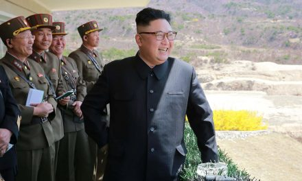 North Korea Warns Of 'Super-MightyPreemptive Strike' As U.S. Weighs Next Move
