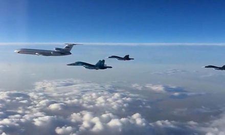 First Russian Planes Leave Syria
