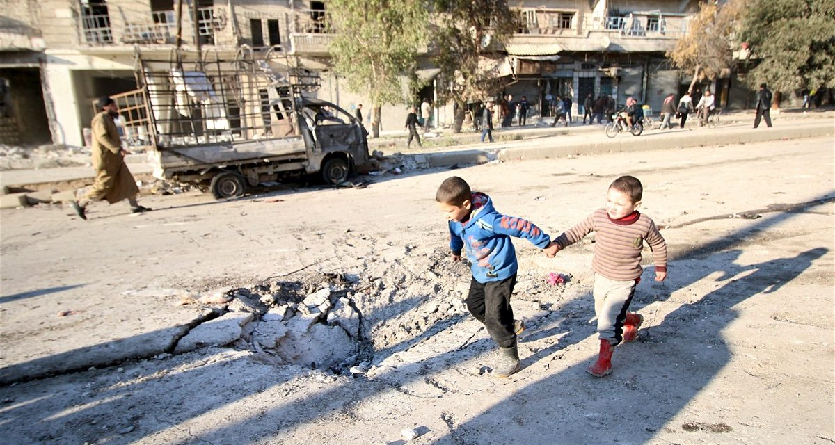 Russia 'deals 1 March ceasefire' in Syria however United States thinks gambit to squash rebels