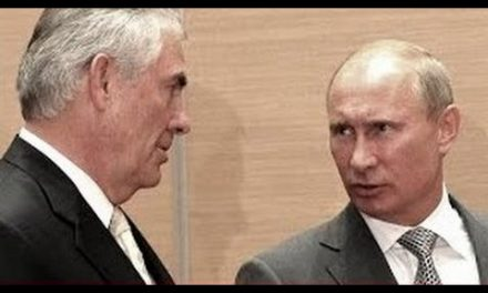 WATCH: Vladimir Putin & Rex Tillerson Hold Joint Press Conference four/12/2017 ☝