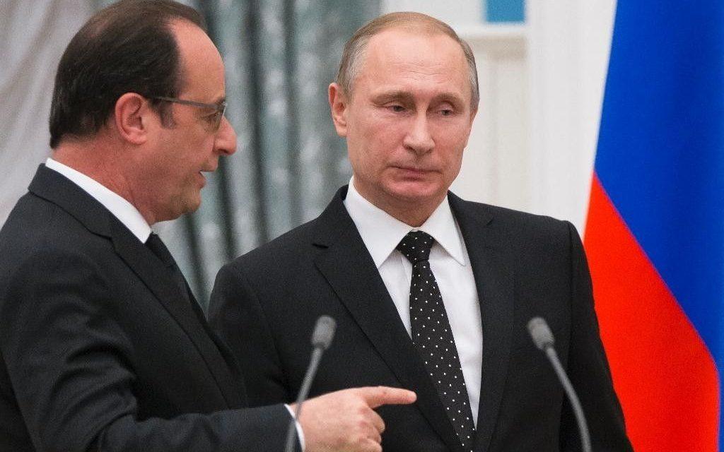 Putin Postpones Visit To France Indefinitely Amid Diplomatic Tensions