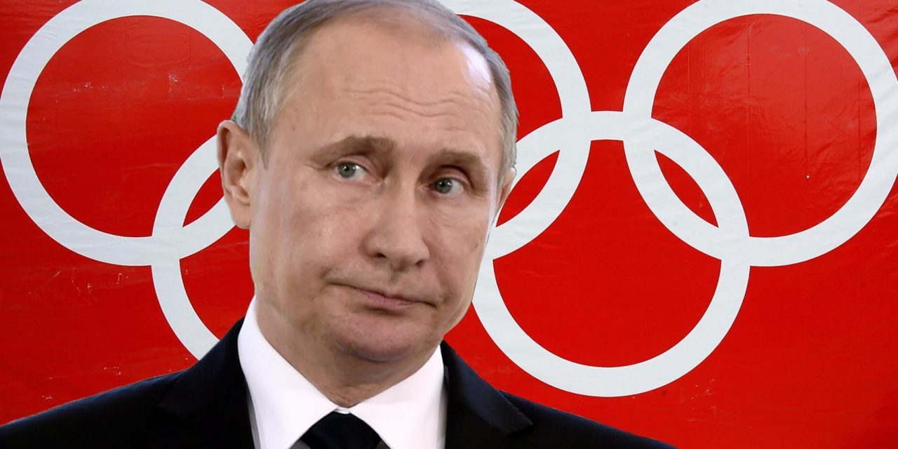 How Vladimir Putins Spies Hid Olympic Athlete Doping