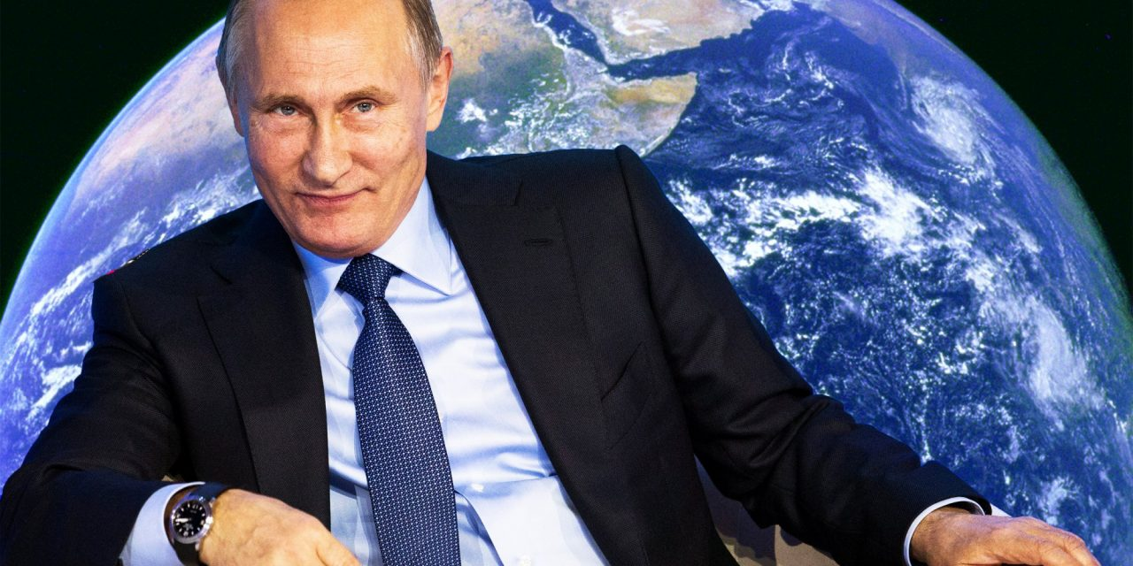 Its Putins World Now
