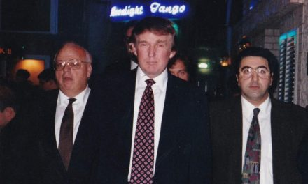 Trumps Rep With Russian Gambling Bosses