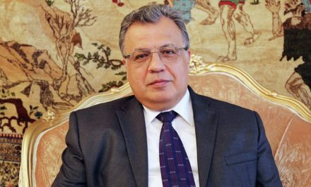 Andrey Karlov: that was the Russian ambassador eliminated in Ankara?