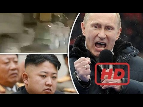 Kim Jong-un surprised after this fashion RUSSIAN tanks despatched via Vladimir Putin as far as North Korea Pillars of Hercules – DAILY NEW  #RAN
