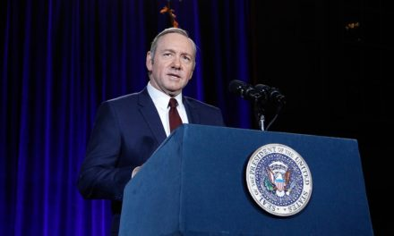House of Cards: a KKK link isn't really all Frank Underwood and also Donald Trump share