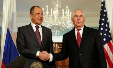 Tillerson Defends Election Interference Not Going Up With Lavrov – NBCNews com