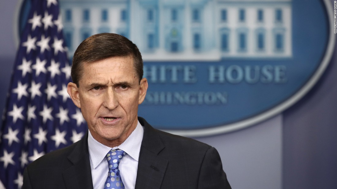 Michael Flynn's worst week in Washington