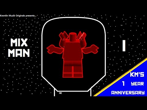 Mixman I – Kremlin Muzik Originals